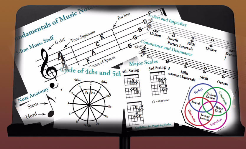Music Theory graphic